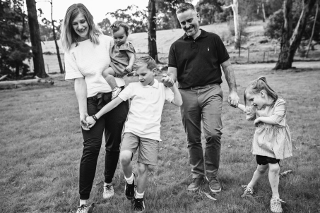 Papworth Family | 095