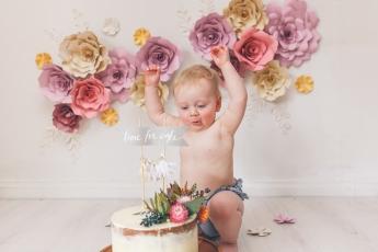 Arlo's Cake Smash | 026