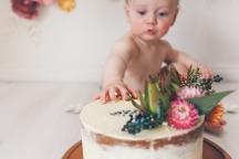 Arlo's Cake Smash | 032