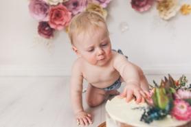 Arlo's Cake Smash | 039