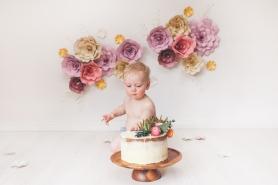 Arlo's Cake Smash | 042