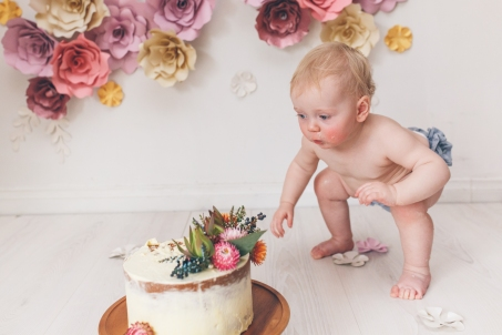 Arlo's Cake Smash | 051