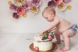 Arlo's Cake Smash | 052