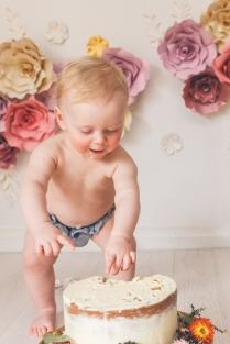 Arlo's Cake Smash | 080