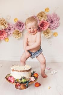 Arlo's Cake Smash | 092