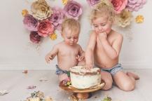Arlo's Cake Smash | 123