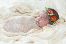 Baby Amelia   June 29th 2015015
